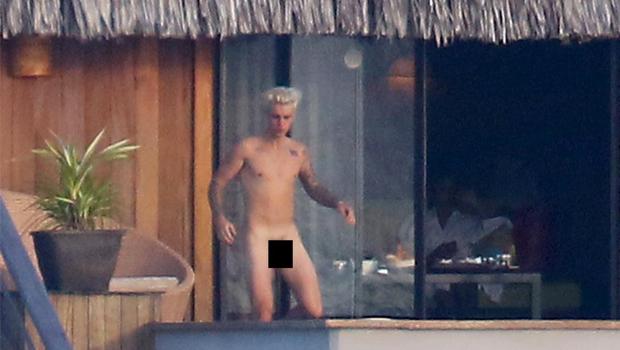 Vazam novas fotos de Justin Bieber completamente pelado