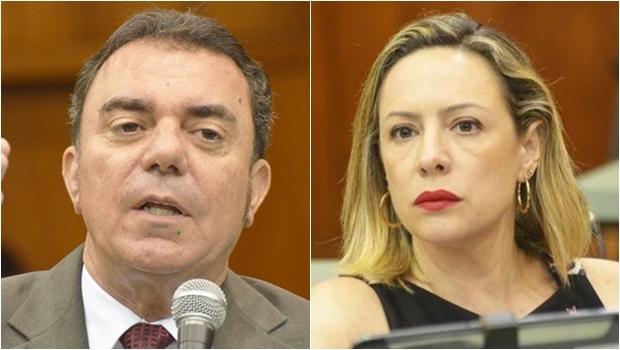 Os preferidos do PT, Luis César e Adriana Accorsi | Fotos: Marcos Kennedy