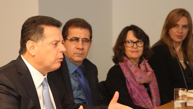 Marconi viajaria para a Europa com João Gomes se Frederico Jayme fosse candidato a prefeito?