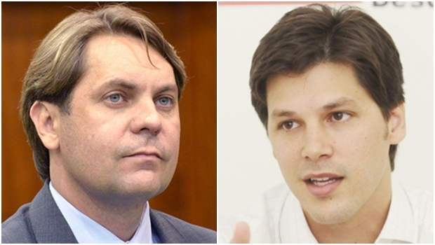 Fotos: Assembleia Legislativa e Fernando Leite/Jornal Opção