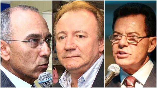Ilézio Inacio Ferreira, Júnior Friboi e Lourival Louza Júnior: os três empresários são empreendedores agressivos, modernizadores e competentes, mas precisam ter uma visão de médio e longo prazo para a cidade de Goiânia
