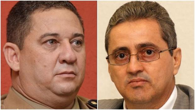 Ozair José e Silvio Benedito: fusão de experiência política com segurança pública