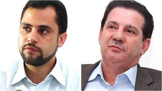 Vanderlan Cardoso e Simeyzon Silveira: uma frente evangélica numa cidade de maioria católica