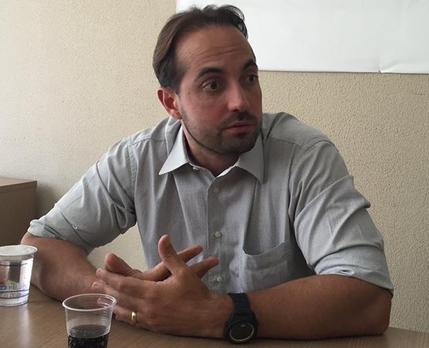 Belchior reconhece irregularidade, mas garante que tudo estava acordado | Foto: Alexandre Parrode / Jornal Opção