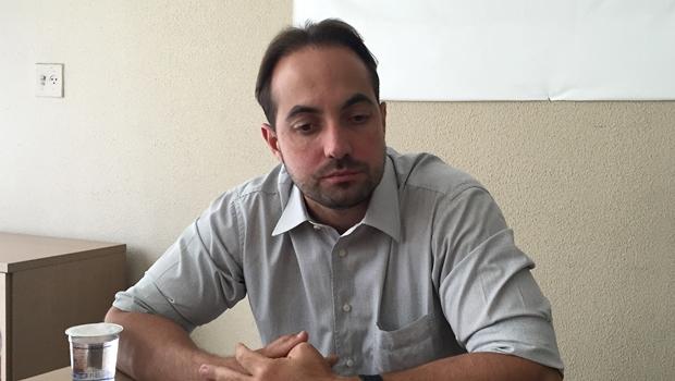 """Samuel Belchior: """"Me magoa que o PMDB tenha chegado a esse ponto"""""""