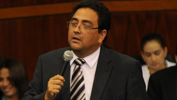 Deputado Talles Barreto foi ameaçado | Foto: Renan Accioly / Jornal Opção