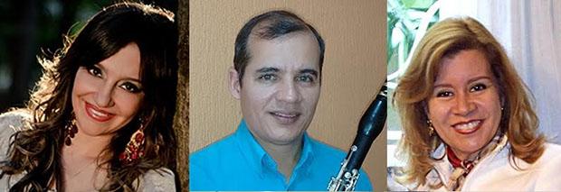 Trio vai homenagear Octo Marques, nascido na cidade de Goiás | Divulgação