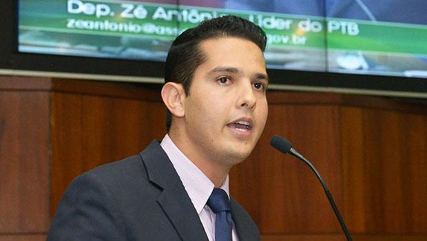 Zé Antônio deve substituir Zé Gomes na disputa pela prefeitura de Itumbiara