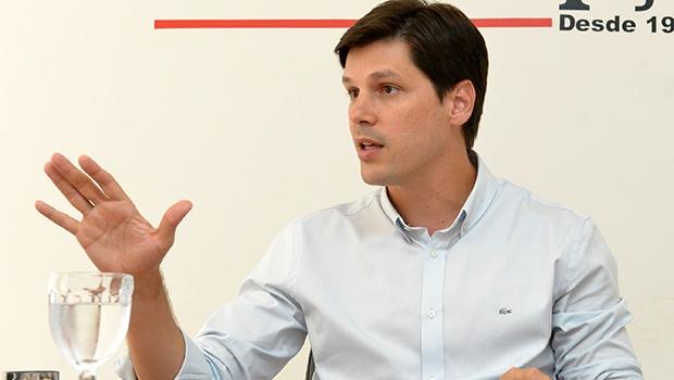 Deputado federal Daniel Vilela, em entrevista ao Jornal Opção | André Costa