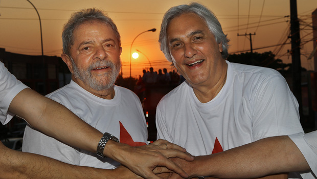 Nove dos 12 senadores do PT votaram pela libertação do senador Delcídio do Amaral