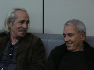 Geraldo Vandré e Carlos Lyra 2007
