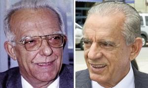 Henrique Santillo e Iris Rezende r7