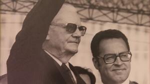 Ernesto Geisel e Irapuan Costa Junior: período de abertura política do País