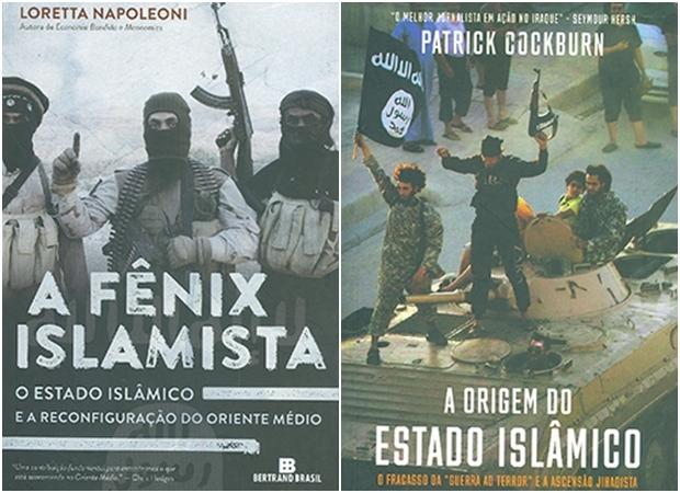 """""""A Origem do Estado Islâmico — O Fracasso da 'Guerra do Terror' e a Ascensão Jihadista"""", do repórter britânico Patrick Cockburn, e """"A Fênix Islamista — O Estado Islâmico e a Reconfiguração do Oriente Médio"""", da jornalista italiana Loretta Napoleoni, são livros fundamentais para entender o """"novo"""" terrorismo, que é poderoso e global"""