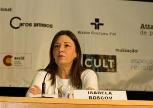 Isabela Boscov é crítica da Veja 2