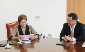 Marconi Perillo e Dilma Rousseff 4513