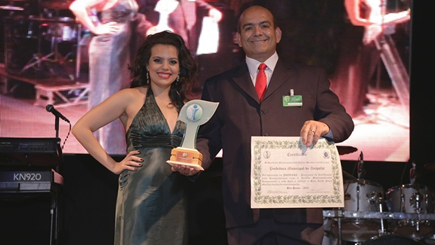 Secretário Ceser Donisete comemora conquista ambiental em SP