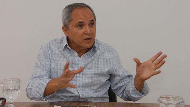 """""""Volto para a disputa  política renovado e  purificado"""""""
