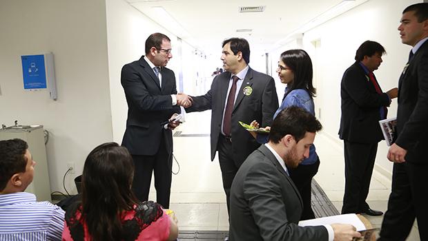 Buonaduce se reúne com gestores jurídicos da Agehab