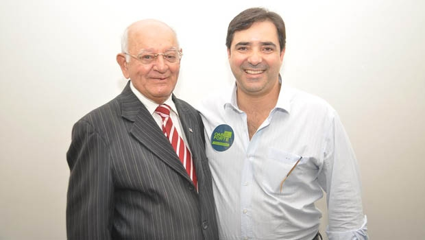Walter Araújo e Flávio Buonaduce   Foto: Divulgação