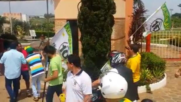 OAB Forte repudia confusão entre apoiadores de Enil e Lúcio Flávio no CEL