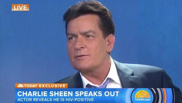Charlie Sheen revela que é HIV positivo