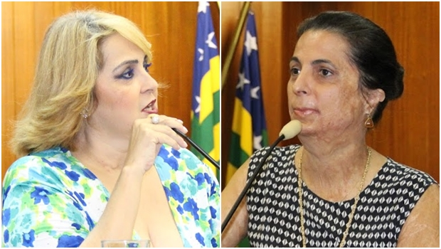 Cida Garcêz acusa Dra. Cristina de copiar projeto