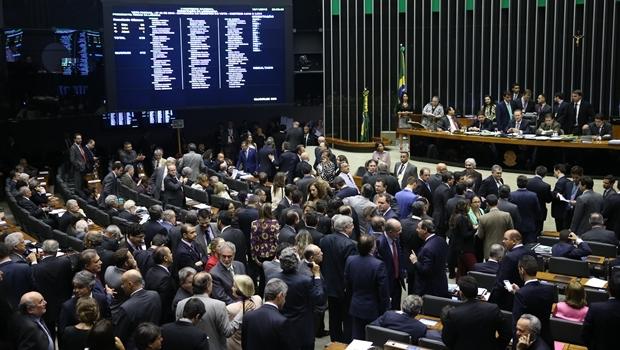 Câmara Federal: maioria é favorável ao impeachment | Foto: Gustavo Lima / Agência Câmara