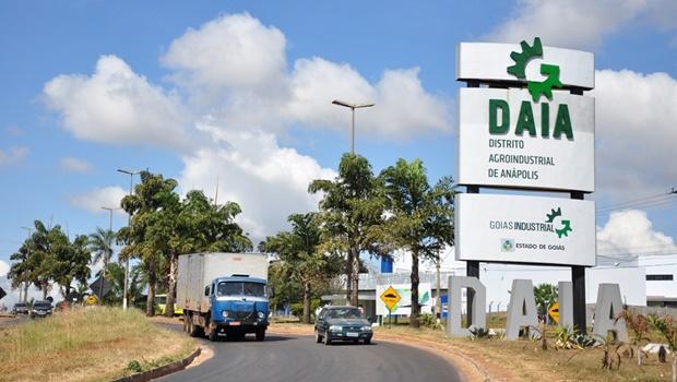 Governo investe R$ 2 milhões para recuperar o asfalto do DAIA
