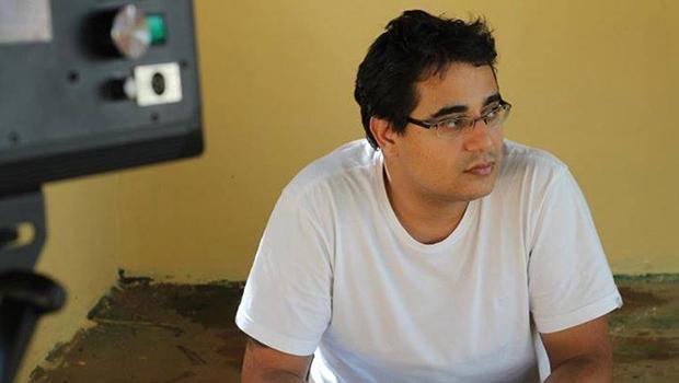 Diretor e roteirista Fábio Teófilo, premiado em Barcelona |Foto: Rafael Borges/Divulgação