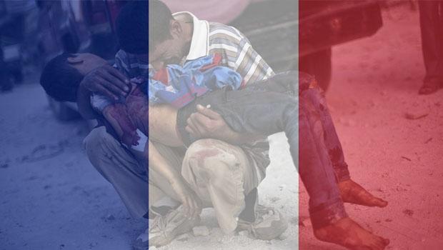 Desde seu início, a guerra civil na Síria mata por dia, em média,o mesmo número de mortos na sexta-feira 13 de Paris