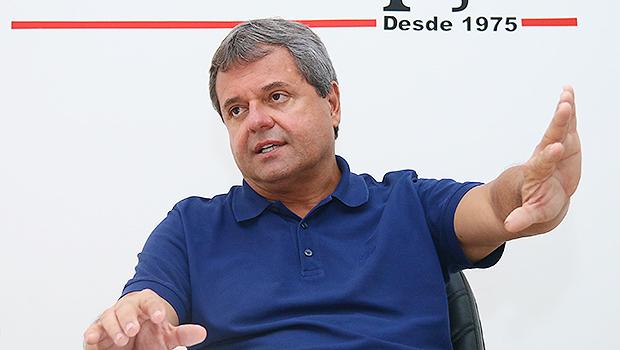 """""""Caiado passou despercebido no debate da Interativa"""", afirma Jayme Rincón"""