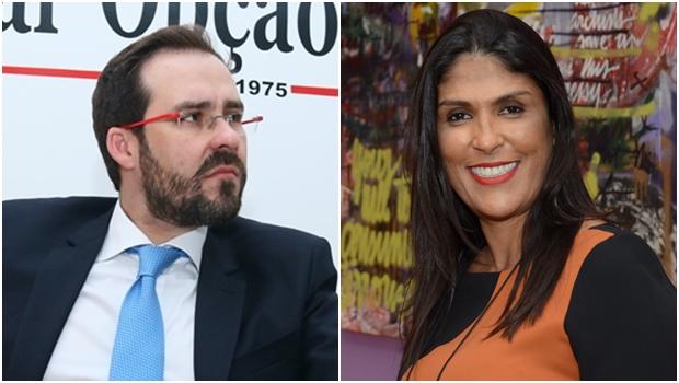 Lúcio Flávio perde apoio de Darlene Liberato