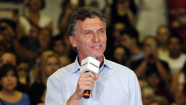 Macri é candidato pela coligação Cambiemos (Mudemos) | Reprodução/Twitter
