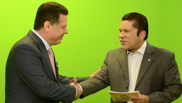 Marconi Perillo diz que Sandes Júnior não vai ficar um dia sem mandato de deputado federal