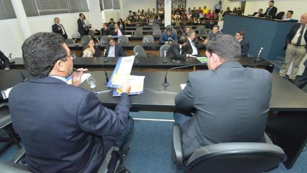 Comissão Mista da Assembleia Legislativa | Ascom/Alego
