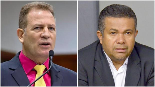 Major Araújo se envolve em novo bate-boca na Assembleia. Desta vez, com Santana Gomes