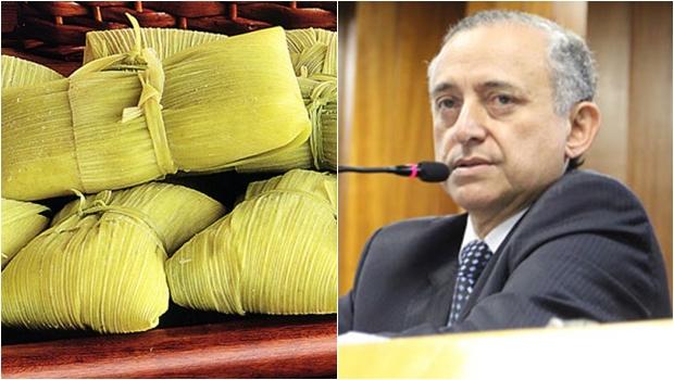 Presidente da Câmara perde paciência com carro da pamonha e pede providências
