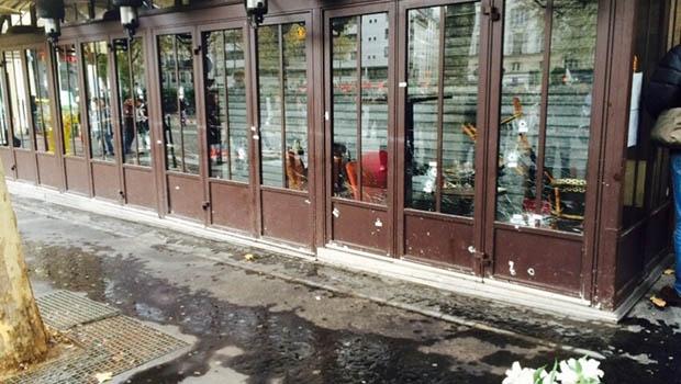 Local onde ocorreu um dos atentados | Foto: Elizabeth Koechlin Bertrand/ Fotos Publicas
