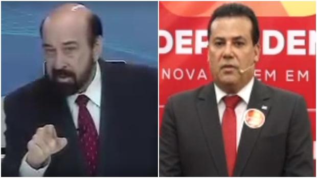 Enil não vai ao debate e Paulo Beringhs desmascara presidente-tampão