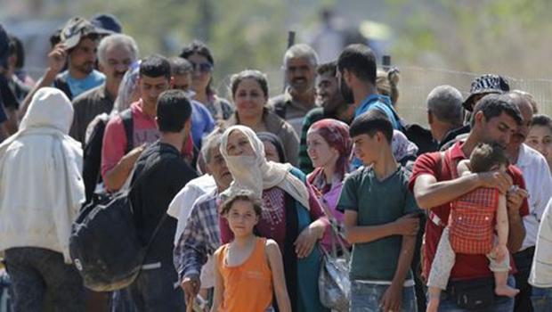 Nesta quarta-feira, governo grego fez redistribuição de 30 refugiados | Reprodução/EBC