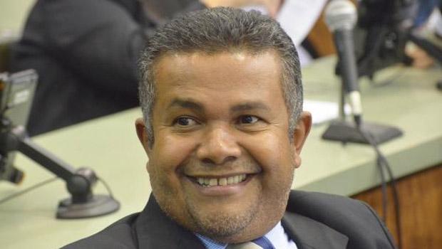 Deputado estadual Santana Gomes | Divulgação/Assembleia