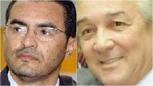 Deputado Wanderlei Barbosa e vereador Hiram Gomes: projeto causa polêmica | Fotos: Divulgação