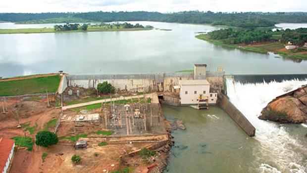 A PCH de Rochedo é a única usina hidrelétrica de Goiás a leiloada pela Aneel | Celg GT