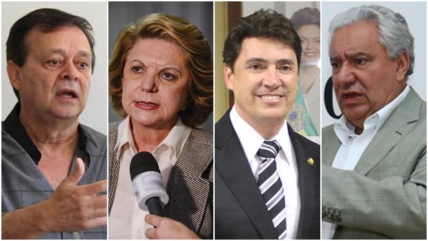 Interessados em disputar o Senado em 2018 querem bancar candidato em Goiânia