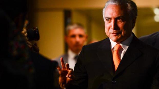 Dilma e Temer afirmam que terão relação profícua, pessoal e institucional