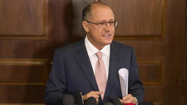 Governador de São Paulo, Geraldo Alckmin| Foto: Du Amorim/ A2img