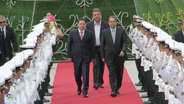 Marcelo Miranda participa de Fórum de Governadores do Brasil Central em Porto Velho