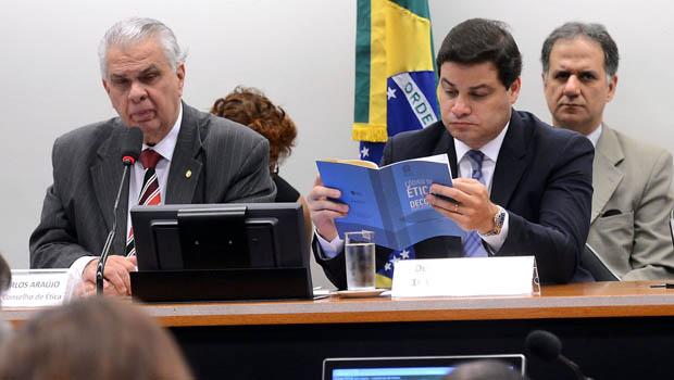 Conselho de Ética vota pela continuidade de ação contra Cunha
