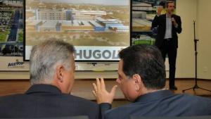 Governadores do DF e de Goiás discutem sistema de OS | Foto: Lailson Damasio